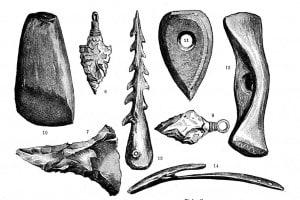 Strumenti del neolitico