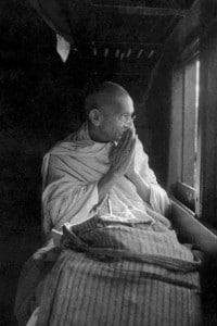 Mahatma Gandhi, 1940