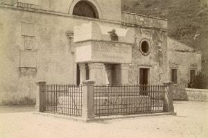 La tomba di Petrarca ad Arquà
