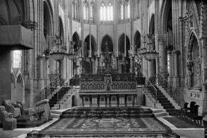Altare maggiore dell'Abbazia di Saint-Denis