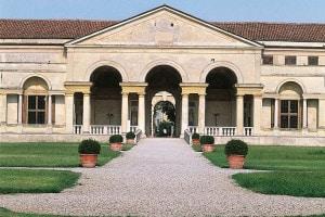 Palazzo Te a Mantova, fu commissionato da Federico II Gonzaga