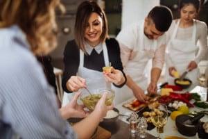 Orientamento, a scuola di cucina: licei, università e master