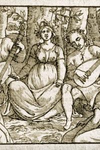 Apologia al Decameron di Boccaccio. Introduzione alla 4° giornata