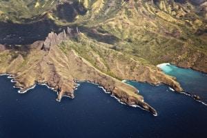 Nuku Hiva: isola dell'Oceano Pacifico, la maggiore delle Isole Marchesi
