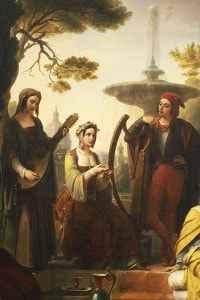 Storytellers del Decameron