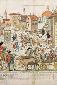 Esecuzione degli untori, Milano 1630