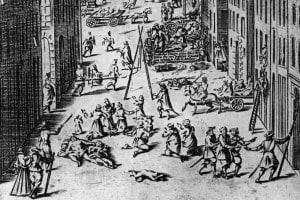 La peste nei Promessi sposi di Manzoni: tema