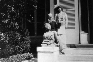 Villa Capponcina a Settignano: Eleonora Duse e Gabriele d'Annunzio