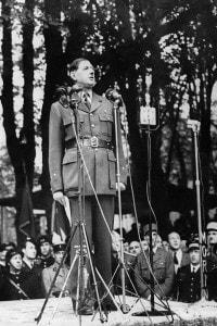 Charles de Gaulle. Discorso di Bayeux, 16 giugno