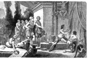 L'arte nell'età di Pericle