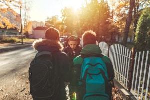 Bullismo a scuola: tema