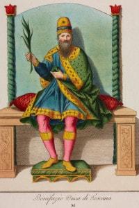 Bonifacio III di Canossa