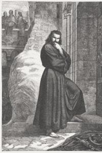 Enrico IV nel castello di Canossa, 1077