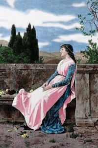 Matilde di Canossa: sostenitore di papa Gregorio VII durante la lotta per le investiture