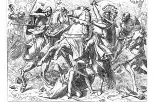 Rodolfo di Svevia e la battaglia di Hohenmoelsen