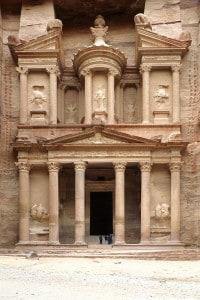 El Khasneh, Petra