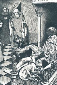 Griselda, dal Decameron di Boccaccio