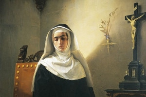 Tema su Gertrude, la monaca di Monza