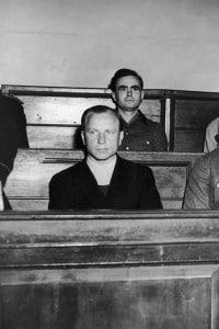 Herbert Kappler (1907-1978), responsabile di diversi crimini di guerra commessi a Roma