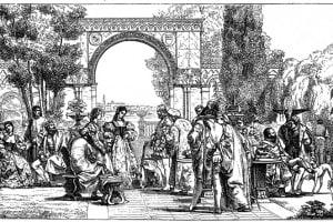 Corte italiana al tempo di Gaspara Stampa