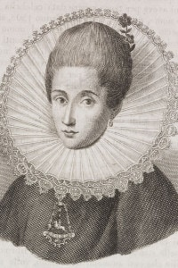 Ritratto di Veronica Gambara (1485-1550), poetessa italiana