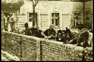 Ghetto di Cracovia, 1939