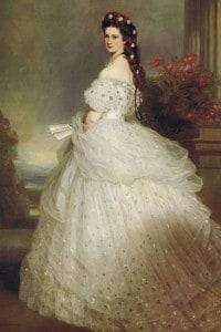 Elisabetta di Baviera, nota come Sissi