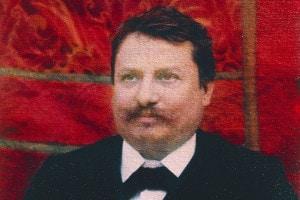 Giovanni Pascoli, autore di Novembre