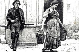 L'acquaiola, romanzo storico di Carla Maria Russo