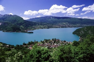 Il lago di Annecy
