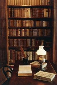 Lo studio di Giovanni Pascoli a Castelvecchio, Toscana
