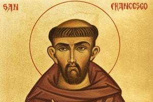 Riassunto della vita di San Francesco d'Assisi