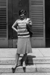 Coco Chanel nel 1929