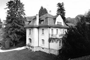 La Maison di Coco Chanel a Losanna, in Svizzera
