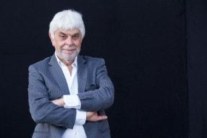Valerio Massimo Manfredi, autore de Lo scudo di Talos