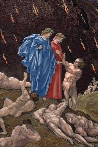 Canto XV dell'Inferno: Dante incontra Brunetto Latini