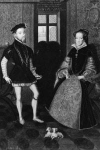 Filippo II e Maria I Tudor