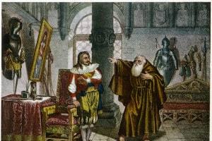 Fra Cristoforo incontra Don Rodrigo