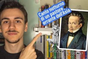 Canto notturno di Leopardi, video a cura di Emanuele Bosi