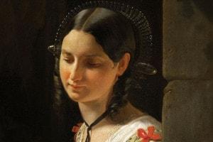 Descrizione di Lucia Mondella: tema