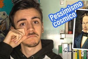 Il Pessimismo cosmico di Leopardi: spiegazione a cura di Emanuele Bosi
