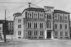 Casa di riposo per musicisti a Milano fondata da Giuseppe Verdi