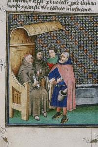 Ser Ciappelletto, Decameron di Boccaccio