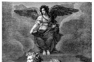 Dante e Petrarca a confronto