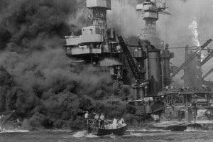 Attacco di Pearl Harbor: una piccola barca salva i marinai della USS West Virginia