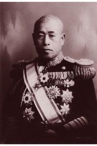 Isoroku Yamamoto: ammiraglio giapponese. Ideatore e organizzatore dell'attacco alla base statunitense di Pearl Harbour