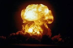 Cos'è la bomba atomica? Come funziona?
