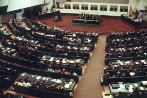 Accordi di Helsinki, 1975. Finlandia House di Helsinki