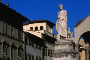 Dante Alighieri, autore del De vulgari eloquentia