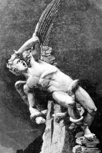 Angelo caduto di Ricardo Bellver